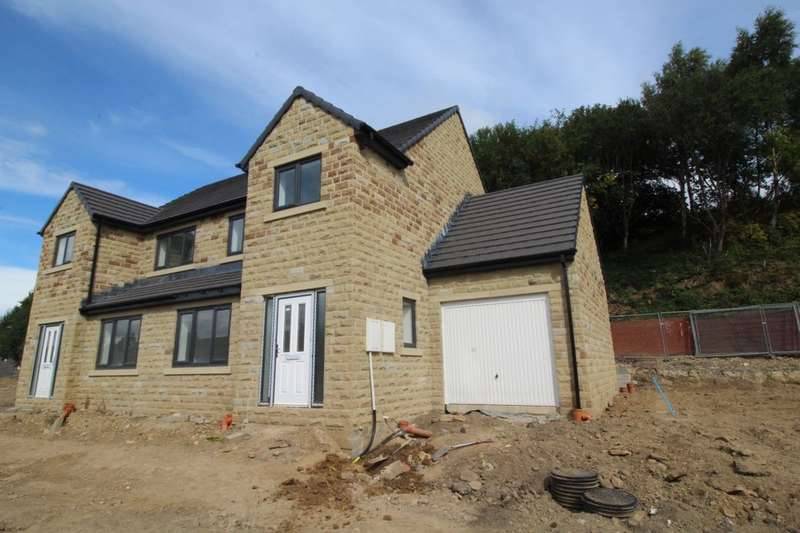 3 Bedrooms Semi Detached House for sale in Holly Drive, Sowerby Bridge, HX6