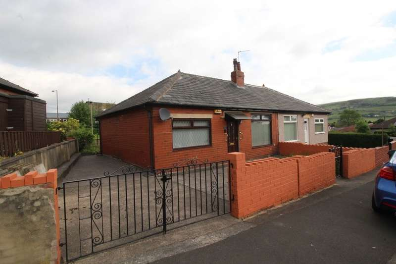2 Bedrooms Semi Detached Bungalow for sale in Nursery Lane, Halifax, HX3