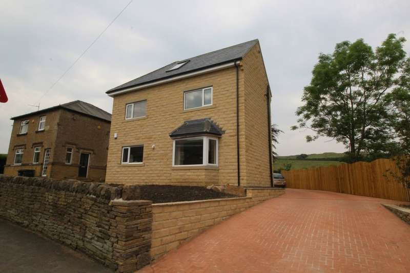 4 Bedrooms Detached House for sale in Riverwood Drive Clough Lane, Halifax, HX2