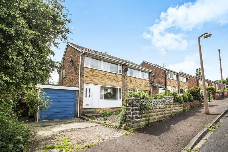 3 Bedrooms Semi Detached House for sale in Pye Nest Grove, Halifax, HX2