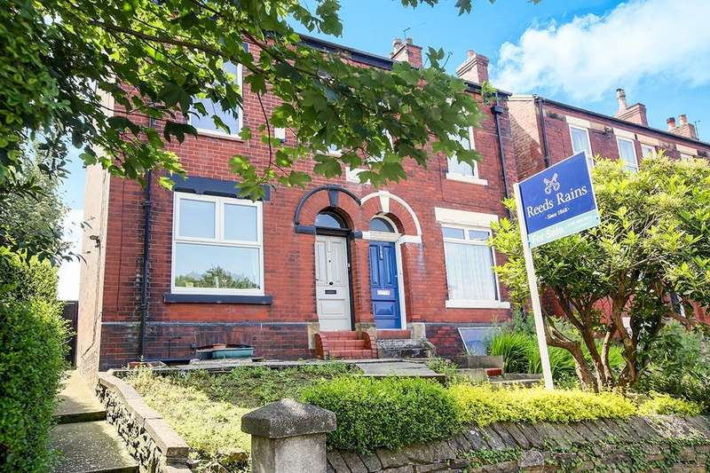 3 Bedrooms Semi Detached House for sale in Turncroft Lane, Stockport, SK1
