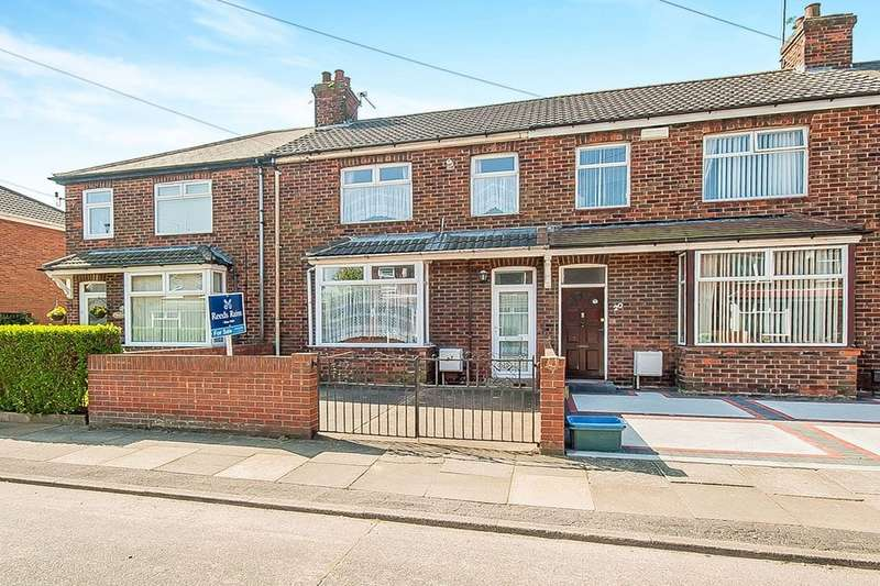 3 Bedrooms Terraced House for sale in Welbeck Road, Grimsby, DN34