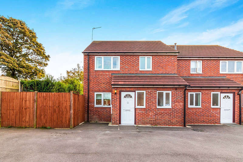 3 Bedrooms Semi Detached House for sale in Bellscroft Avenue, Thrybergh, Rotherham, S65