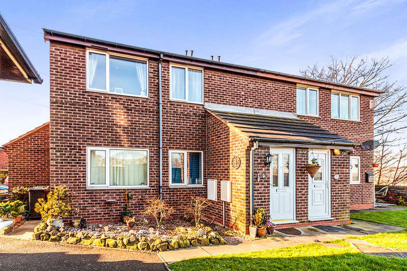 2 Bedrooms Flat for sale in Mountenoy Road, Moorgate, Rotherham, S60