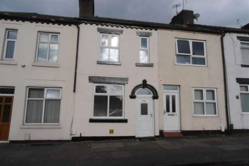 2 Bedrooms Terraced House for sale in Etruria Vale Road, Stoke-On-Trent, ST1