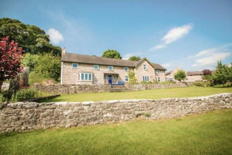 5 Bedrooms Detached House for sale in Wigfair, St. Asaph, LL17