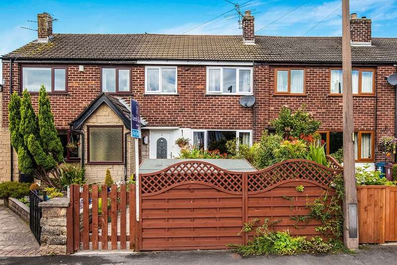 2 Bedrooms Terraced House for sale in Halton Place, Longridge, Preston, PR3