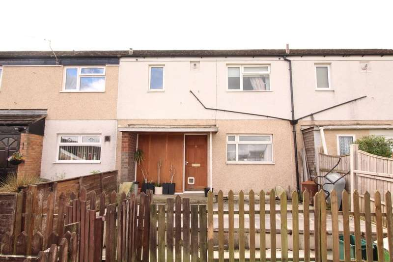 3 Bedrooms Terraced House for sale in Brailsford Green, Glossop, SK13