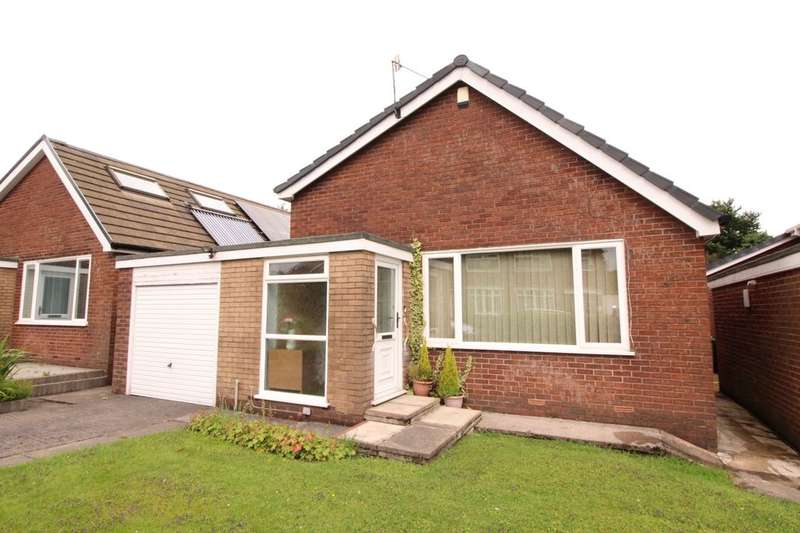 3 Bedrooms Detached Bungalow for sale in The Boulevard, Hollingworth, Hyde, SK14