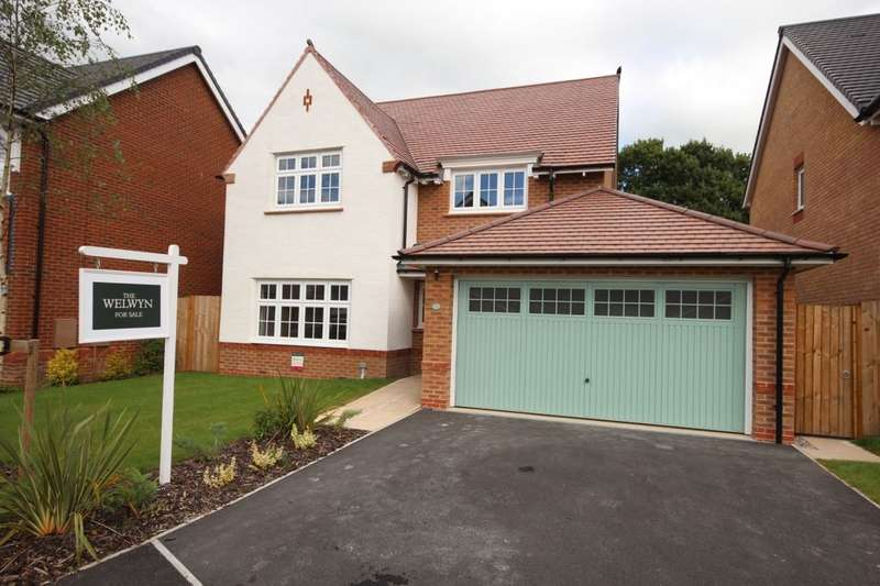 4 Bedrooms Detached House for sale in Canal View, Garstang, Preston, PR3