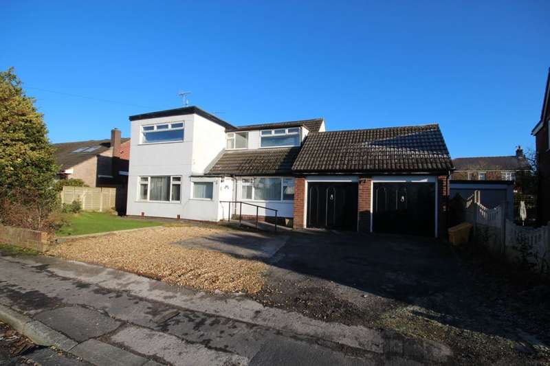 3 Bedrooms Detached House for sale in Boyes Avenue, Catterall, Preston, PR3