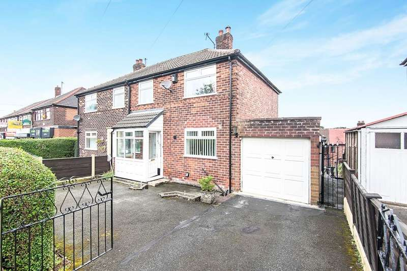3 Bedrooms Semi Detached House for sale in Victoria Avenue, Manchester, M9