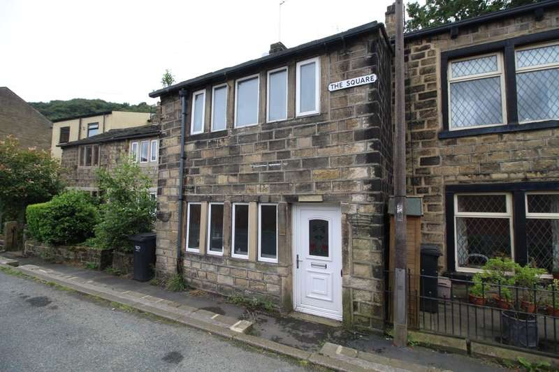 1 Bedroom Terraced House for sale in Square, Mytholmroyd, Hebden Bridge, HX7