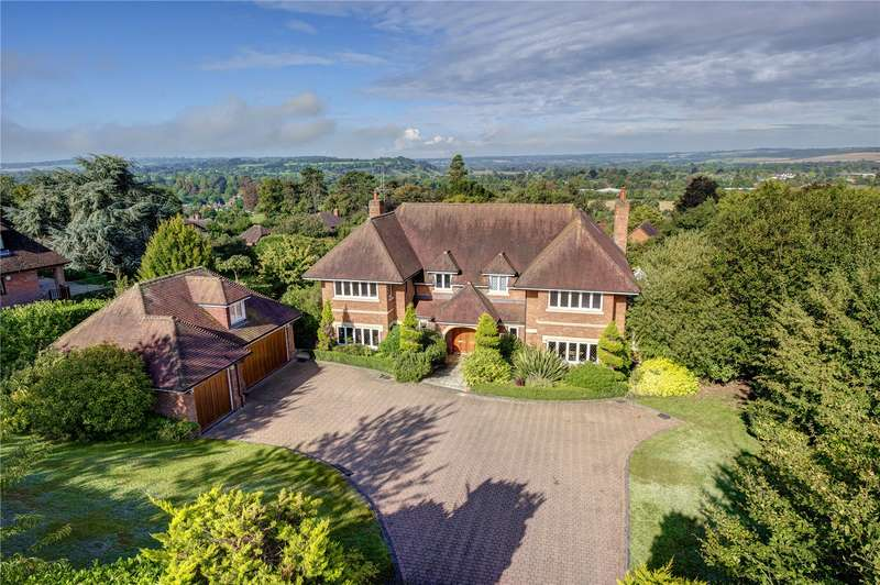 6 Bedrooms Detached House for sale in Harvest Hill, Bourne End, Buckinghamshire, SL8