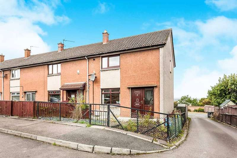 2 Bedrooms Property for sale in Blackcot Road, Mayfield, Dalkeith, EH22