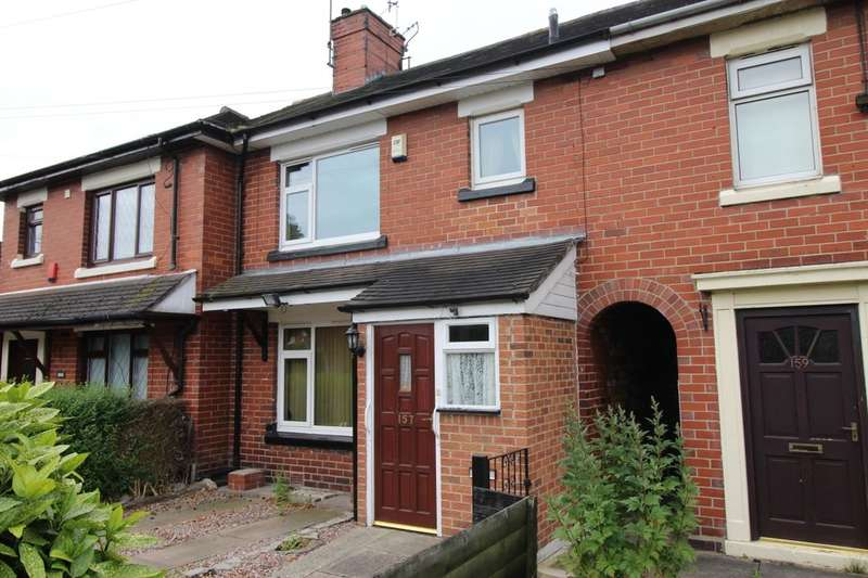 3 Bedrooms Terraced House for sale in Abbots Road, Stoke-On-Trent, ST2