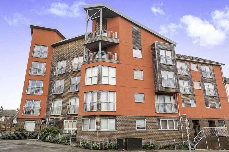 2 Bedrooms Flat for sale in Salisbury Street, Liverpool, L3