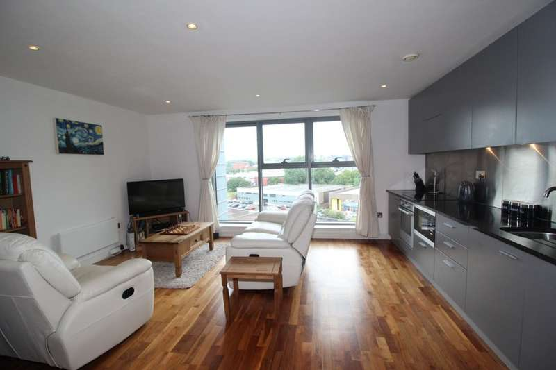 1 Bedroom Flat for sale in William Jessop Way, Liverpool, L3