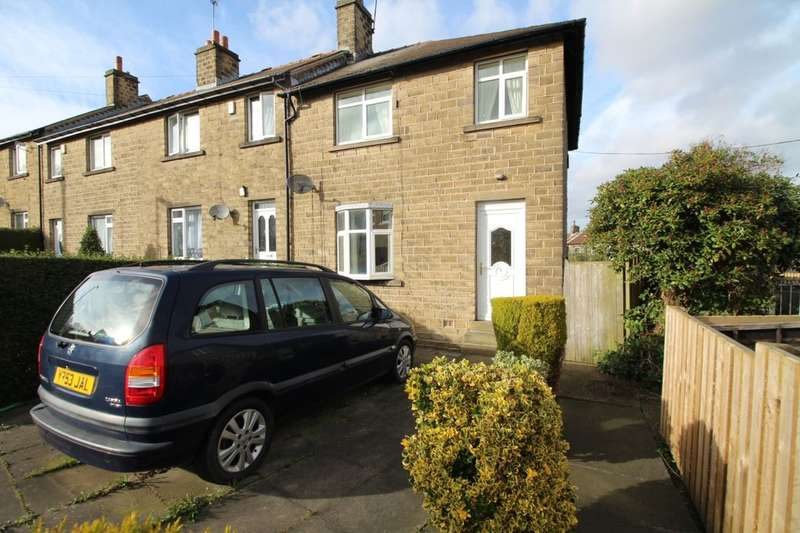 3 Bedrooms Terraced House for sale in Hall Cross Grove, Lowerhouses, Huddersfield, HD5