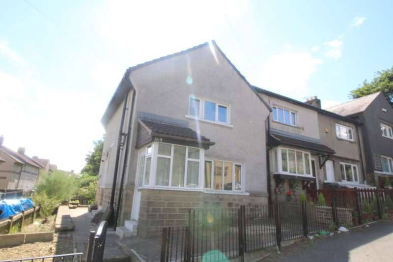 3 Bedrooms Semi Detached House for sale in Deighton Road, Huddersfield, HD2