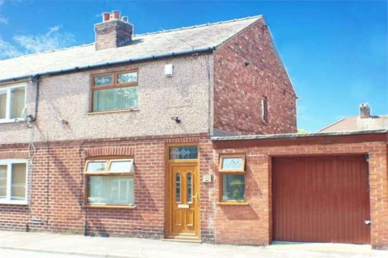 3 Bedrooms Property for sale in Brook Street, Whiston, Prescot, L35