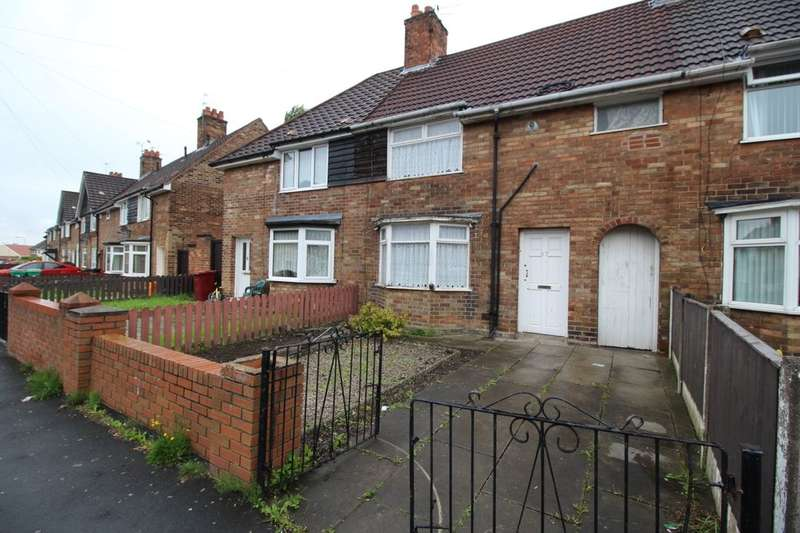 3 Bedrooms Terraced House for sale in Hazel Road, Liverpool, L36