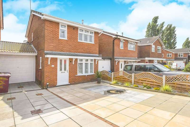 2 Bedrooms Detached House for sale in Pinnington Road, Whiston, Prescot, L35