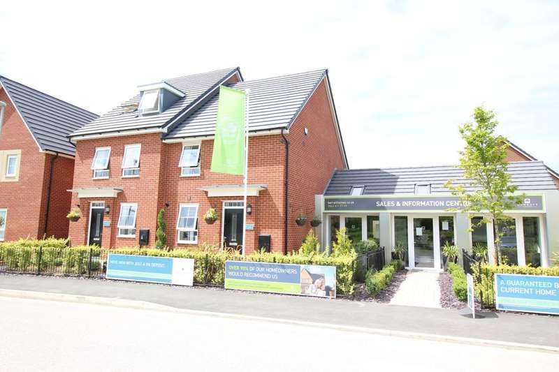 4 Bedrooms Semi Detached House for sale in Tarleton Lock Plox Brow, Tarleton, Preston, PR4