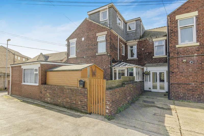 4 Bedrooms Terraced House for sale in Linden Terrace, Ackworth, PONTEFRACT, WF7