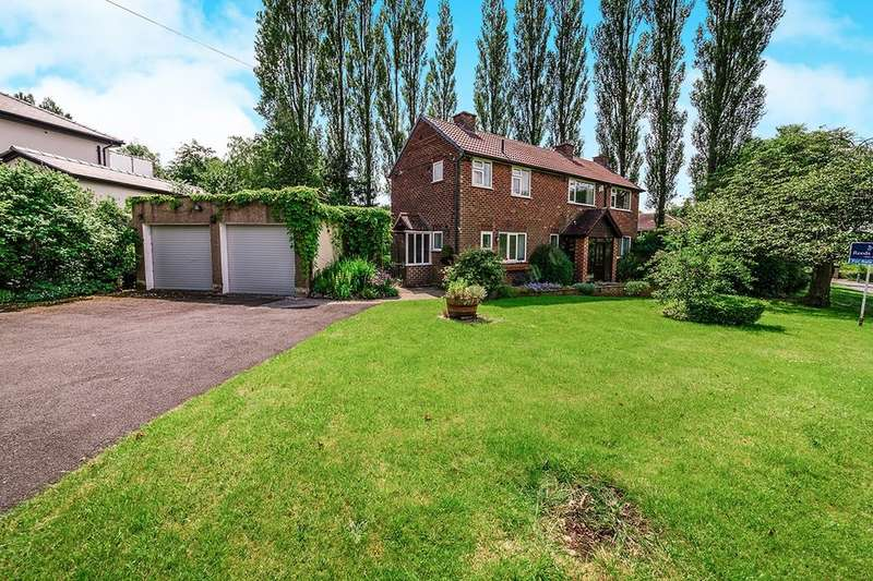 4 Bedrooms Detached House for sale in West Park, Hyde, SK14