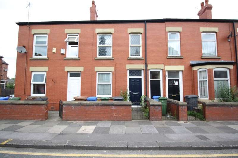 3 Bedrooms Terraced House for sale in Mottram Road, Hyde, SK14