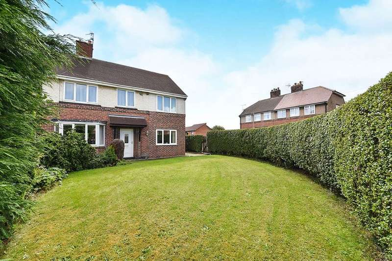 5 Bedrooms Semi Detached House for sale in Park Avenue, Ripley, DE5