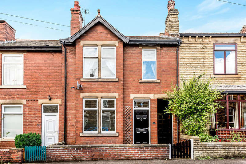 3 Bedrooms Terraced House for sale in Park Street, Horbury, Wakefield, WF4