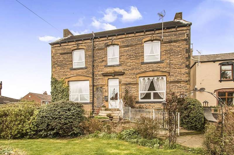 5 Bedrooms Detached House for sale in Daisy Hill, Morley, Leeds, LS27