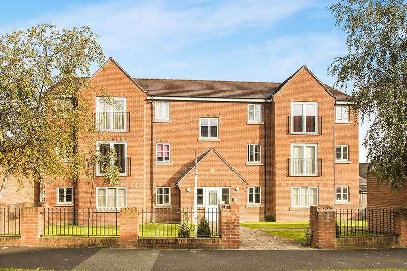 2 Bedrooms Flat for sale in New Village Way, Churwell,Morley, Leeds, LS27