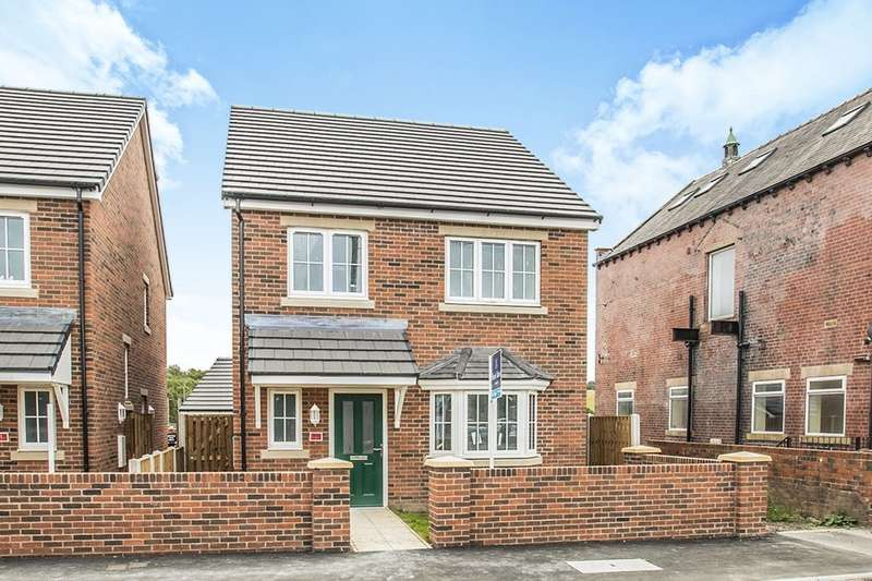 4 Bedrooms Detached House for sale in The Weston Ardsley Falls Common Lane, East Ardsley, Wakefield, WF3