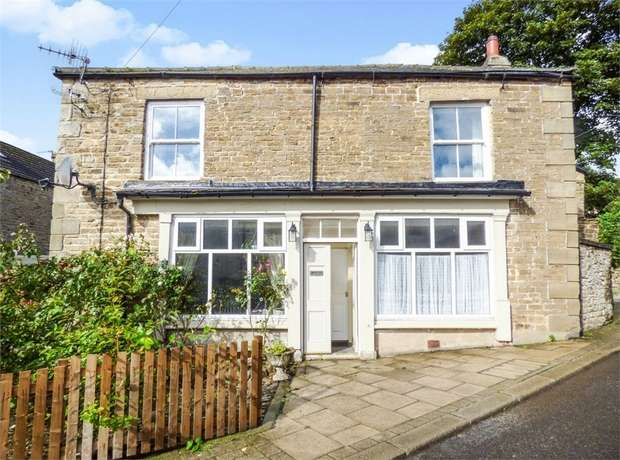 3 Bedrooms Detached House for sale in Front Street, Wearhead, Bishop Auckland, Durham