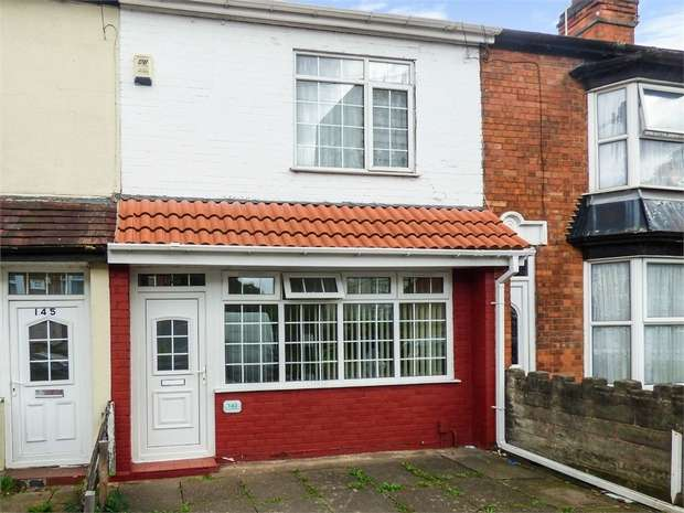3 Bedrooms Terraced House for sale in Sladefield Road, Birmingham, West Midlands
