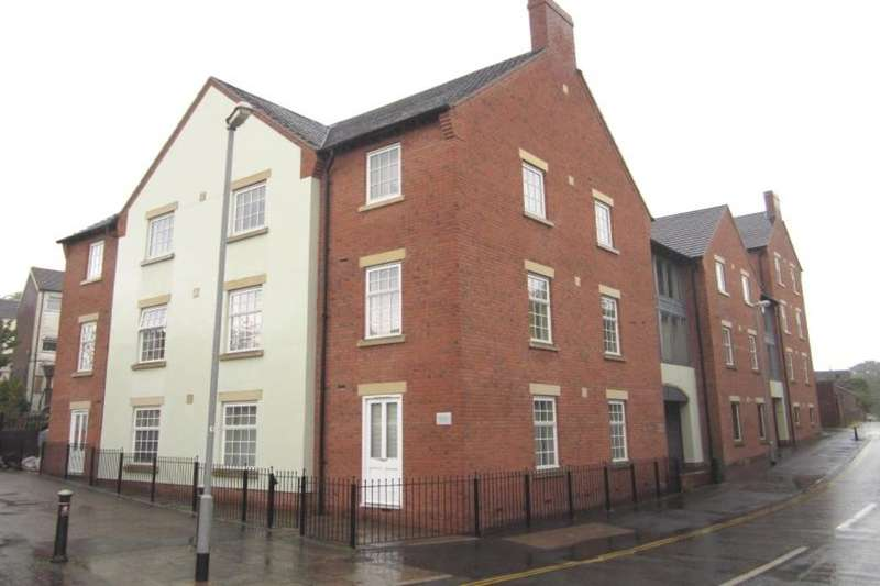 2 Bedrooms Flat for sale in Kenilworth Court Abbey Street, Stone, ST15