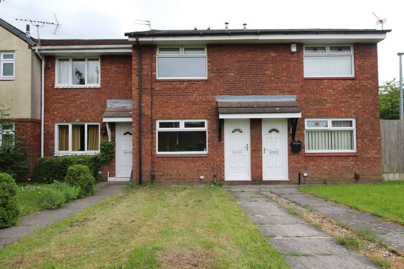 2 Bedrooms Terraced House for sale in Somerford Walk, Widnes, WA8