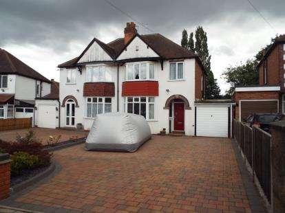 3 Bedrooms Semi Detached House for sale in Warren Hill Road, Kingstanding, Birmingham, West Midlands