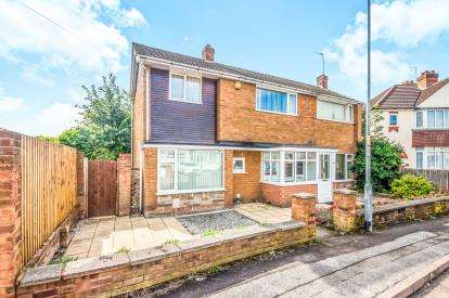 3 Bedrooms Detached House for sale in York Crescent, Wednesbury, West Midlands