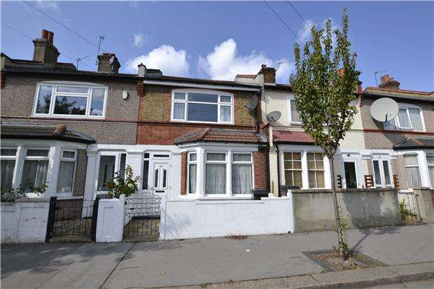 2 Bedrooms Terraced House for sale in Sutherland Road, CROYDON, CR0 3QG