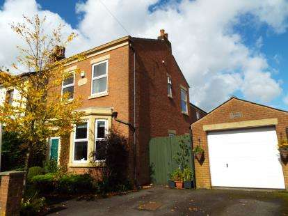 4 Bedrooms Detached House for sale in Waterloo Road, Ashton-On-Ribble, Preston, Lancashire