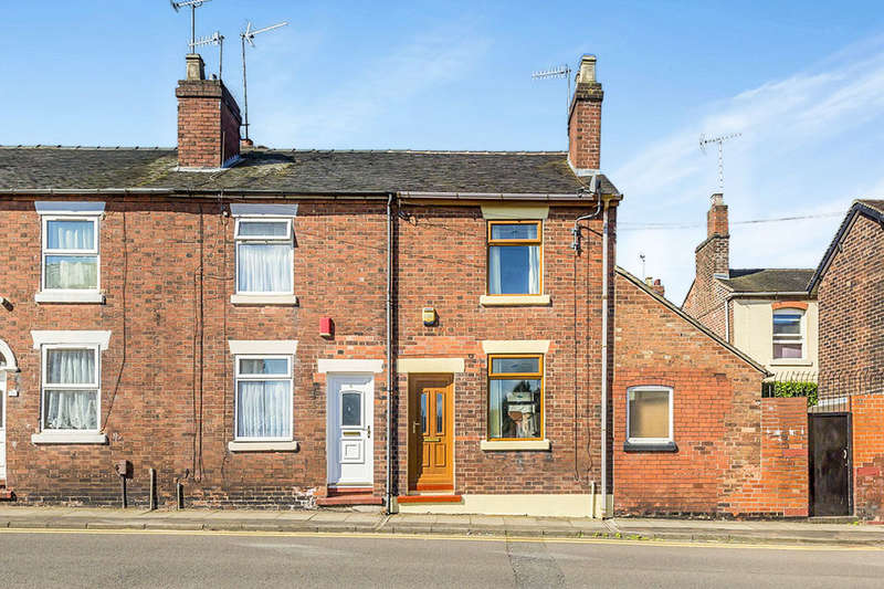 2 Bedrooms Terraced House for sale in Chetwynd Street, Stoke-On-Trent, ST6