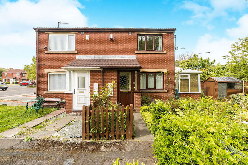 1 Bedroom Terraced House for sale in Clavering Square, Dunston, Gateshead, NE11
