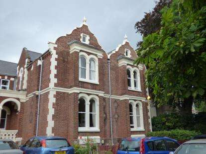 2 Bedrooms Retirement Property for sale in Grosvernor Place, Exeter, Devon