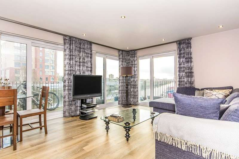 2 Bedrooms Flat for sale in Steele House Woden Street, Salford, M5