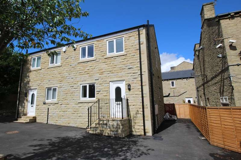 3 Bedrooms Semi Detached House for sale in A Bonegate Road, Brighouse, HD6