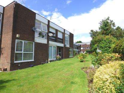 2 Bedrooms Flat for sale in Tinniswood, Ashton-On-Ribble, Preston, Lancashire, PR2